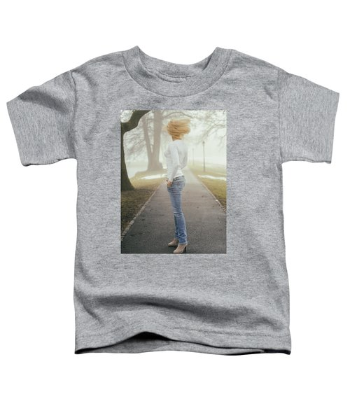 Spinning Toddler T-Shirt