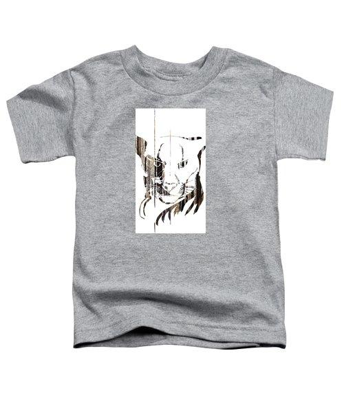 Spirit Animal . Cougar Toddler T-Shirt