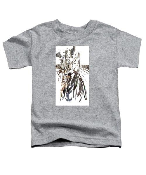 Spirit Animal . Owl Toddler T-Shirt