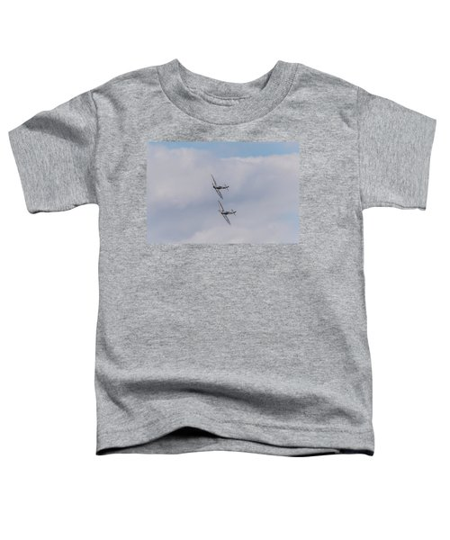Spitfire Formation Pair Toddler T-Shirt