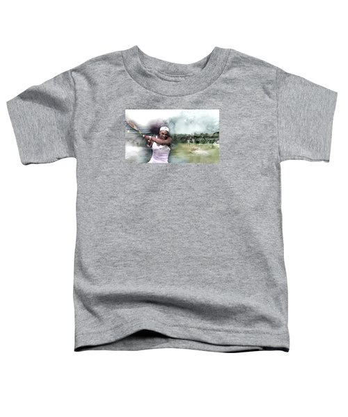 Sports 18 Toddler T-Shirt by Jani Heinonen