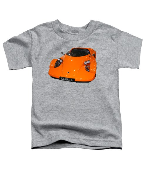 Sports Car Toddler T-Shirt