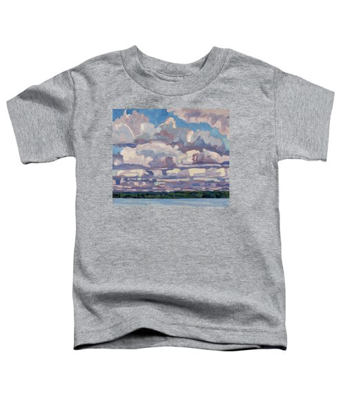 Spring Cumulus Toddler T-Shirt