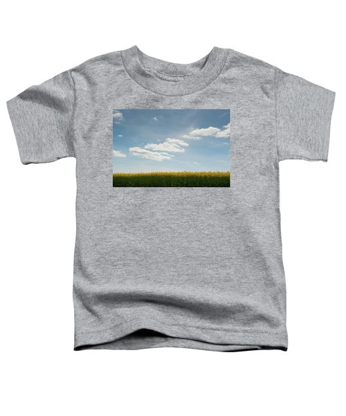 Spring Day Clouds Toddler T-Shirt