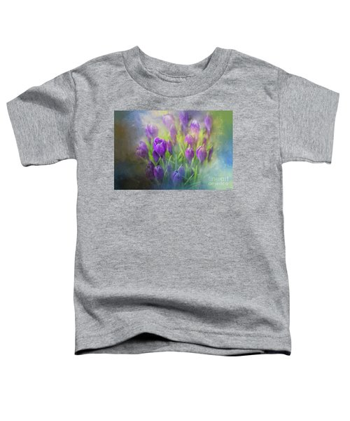 Spring Delight Toddler T-Shirt