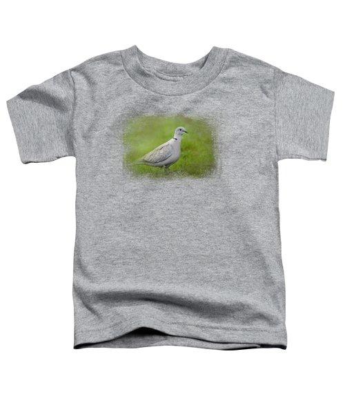 Spring Dove Toddler T-Shirt