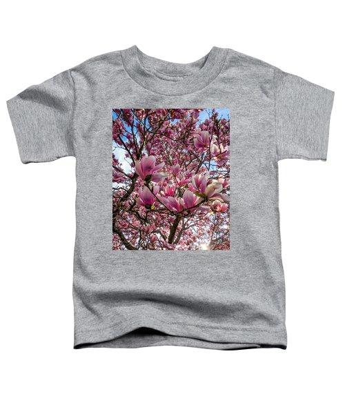 Spring Fractals Toddler T-Shirt