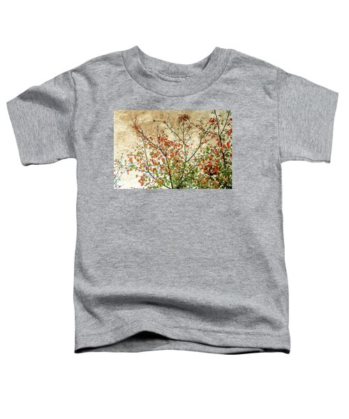 Spring Is Gone Toddler T-Shirt