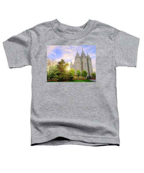 Spring Rest Toddler T-Shirt