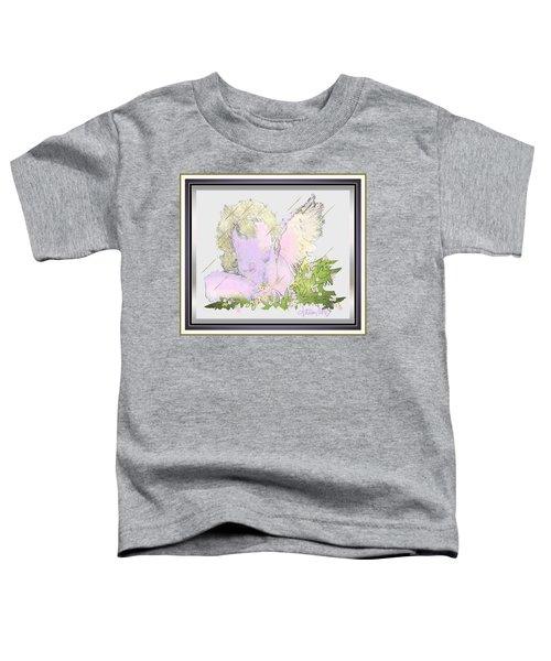 Spring Shower Slumber Toddler T-Shirt