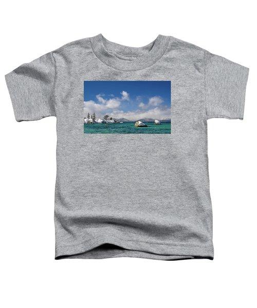 Spring Snow Toddler T-Shirt