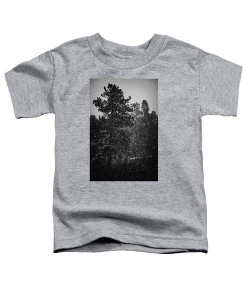 Spring Snowstorm Toddler T-Shirt