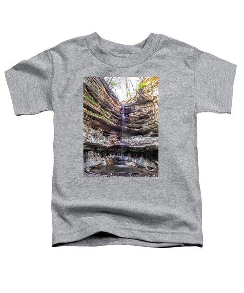 Spring Trickling In Toddler T-Shirt