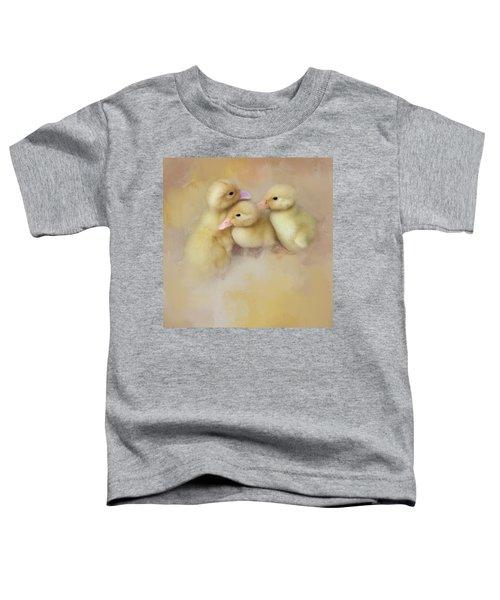 Springtime Babies Toddler T-Shirt