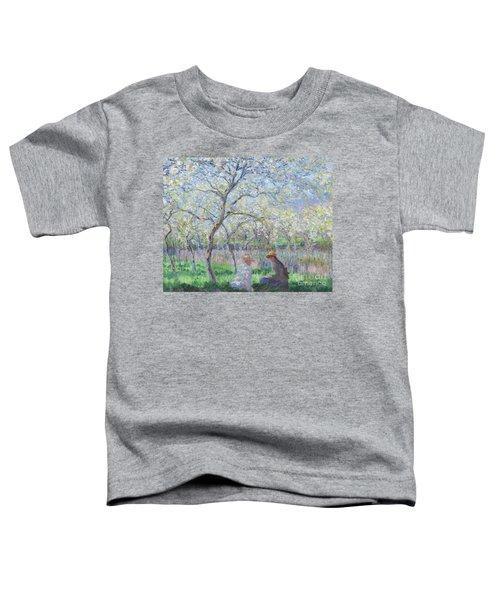 Springtime Toddler T-Shirt