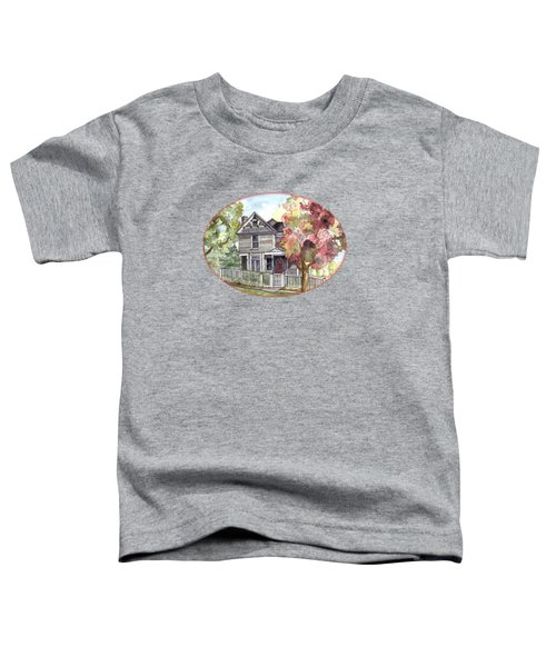 Springtime In The Country Toddler T-Shirt