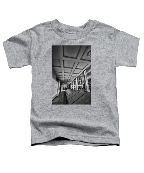 Squares Of Architecture   Toddler T-Shirt
