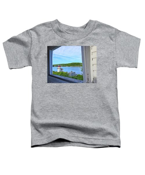 Squirrel Point View From The Deck Toddler T-Shirt