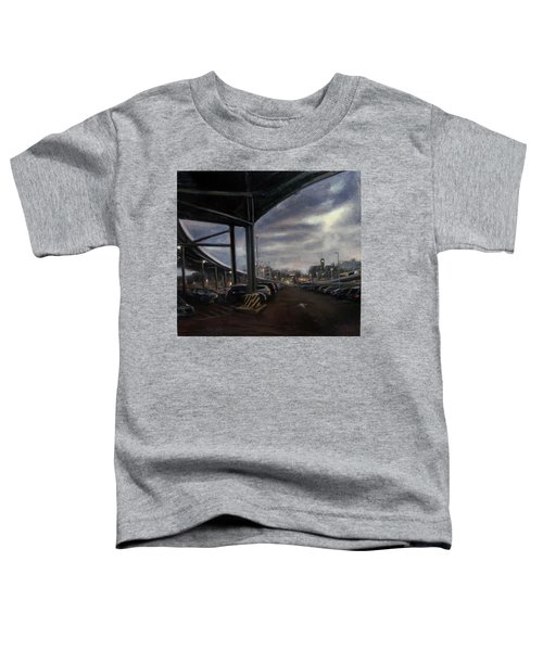 St. George From The Staten Island Ferry Terminal Toddler T-Shirt