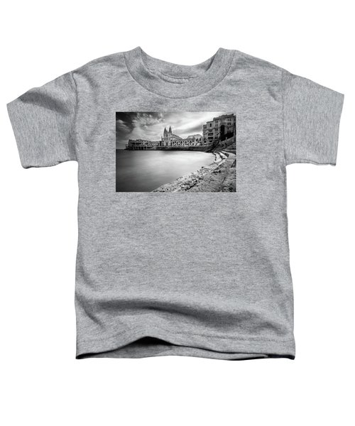 St. Julian's Bay Toddler T-Shirt