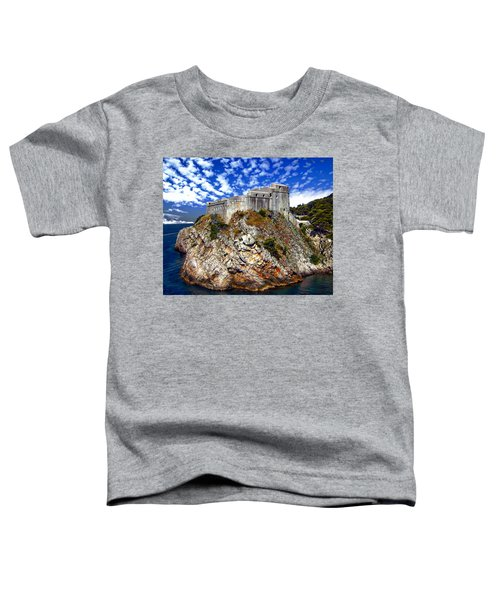 St. Lawrence Fortress Toddler T-Shirt