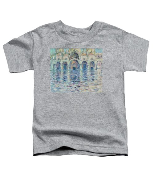 st-Marco square- Venice Toddler T-Shirt