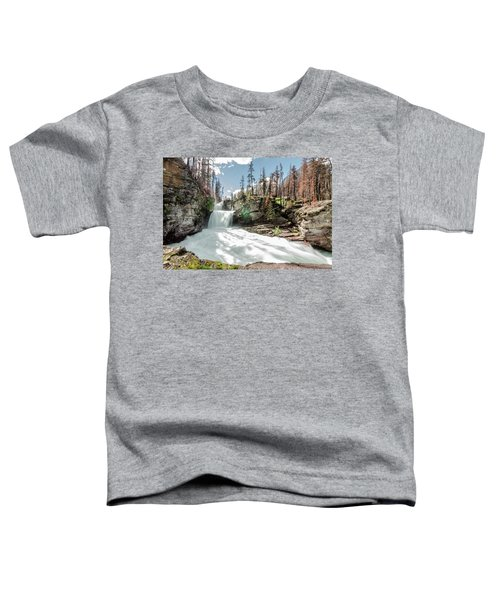 St. Mary Falls Toddler T-Shirt