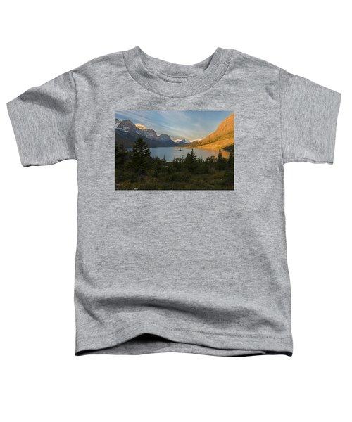St. Mary Lake Toddler T-Shirt