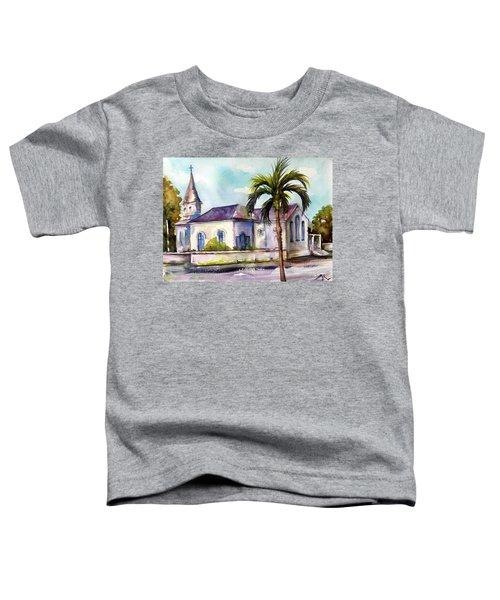 St. Matthews Church, Nassau Toddler T-Shirt