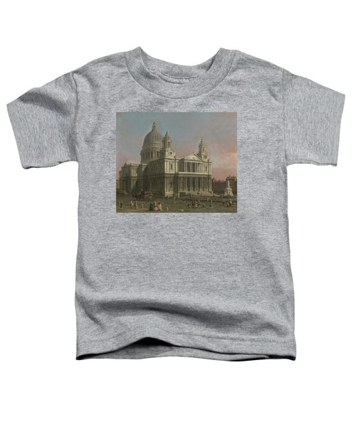 St. Paul's Cathedral Toddler T-Shirt