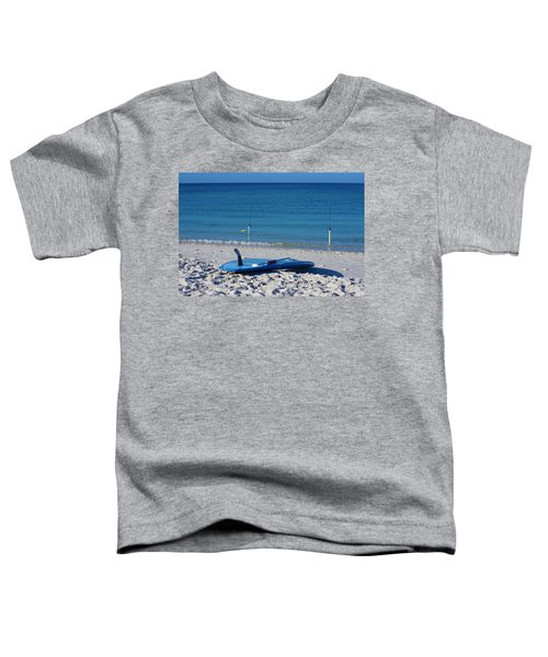 Stand Up Paddle Board Toddler T-Shirt