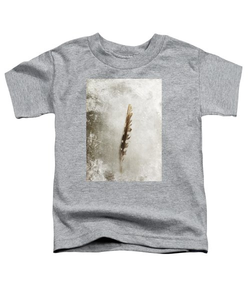 Standing Feather Toddler T-Shirt
