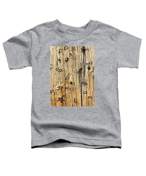 Stapled Toddler T-Shirt