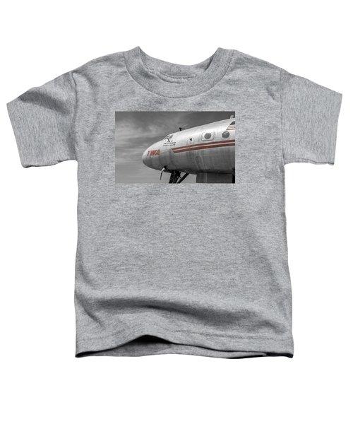Star Of Switzerland Toddler T-Shirt