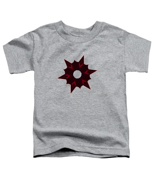 Star Record No. 6 Toddler T-Shirt by Stephanie Brock