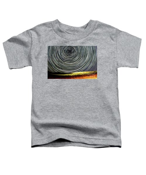 Star Trail Toddler T-Shirt