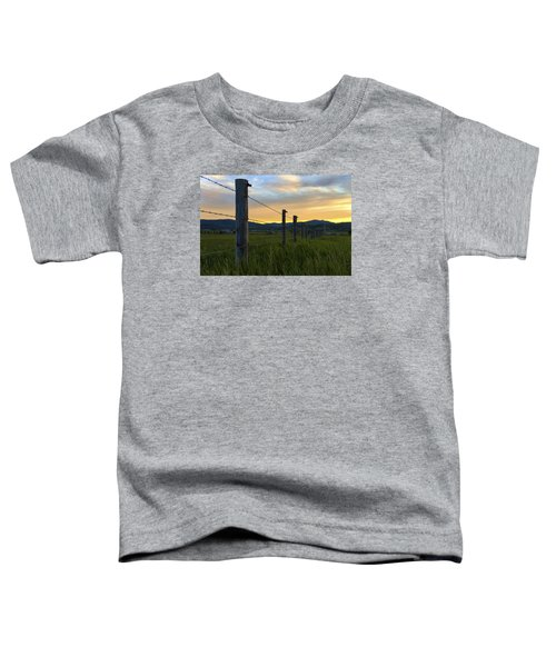 Star Valley Toddler T-Shirt