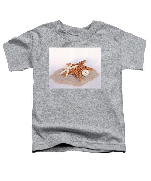 Starfish Still Life Toddler T-Shirt