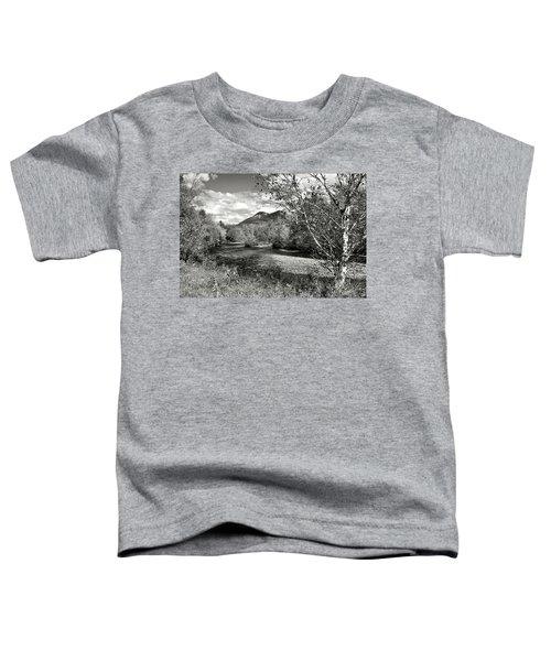 Stark, Nh Back Road  Toddler T-Shirt