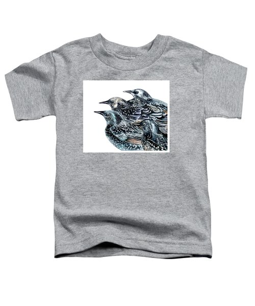 Starlings Toddler T-Shirt
