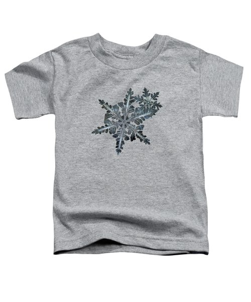 Stars In My Pocket Like Grains Of Sand - Grey Version Toddler T-Shirt