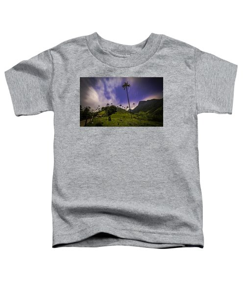 Stars In The Valley Toddler T-Shirt