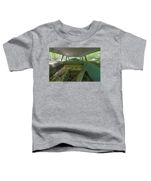 Station Wagon In Color Toddler T-Shirt
