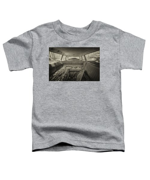 Station Wagon Toddler T-Shirt