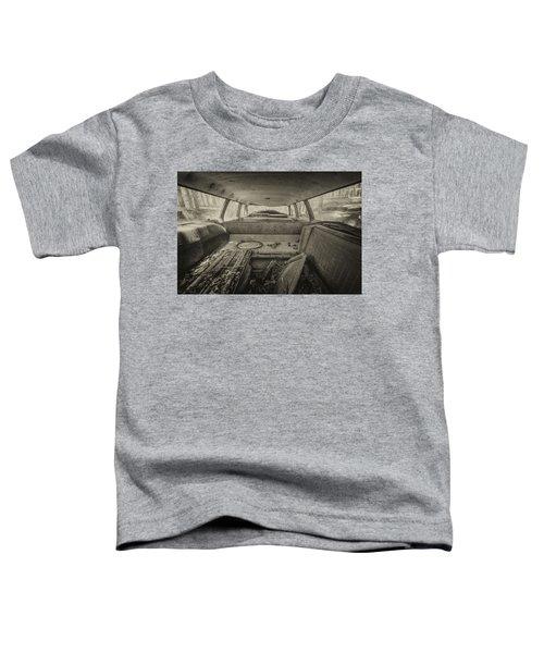 Station Wagon Toddler T-Shirt