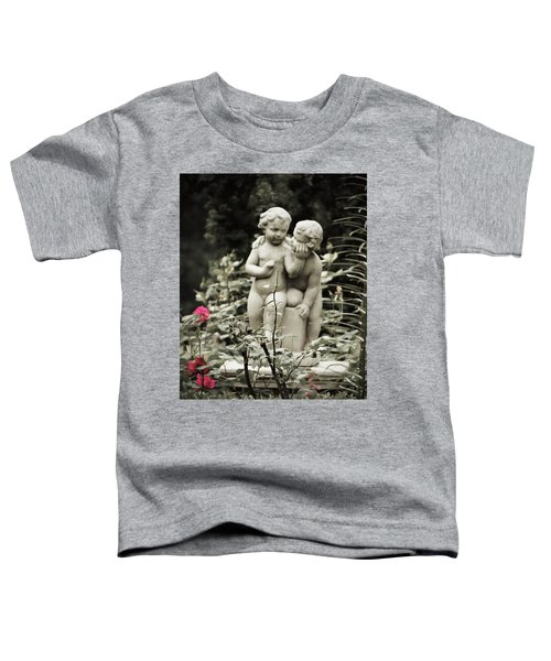 Statue Of Love Toddler T-Shirt