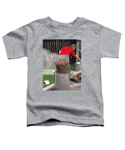 Steaming Mud Bugs For Falvor Toddler T-Shirt