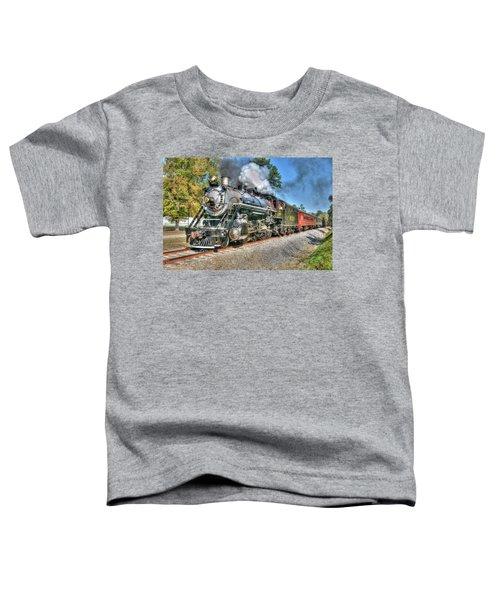 Steaming Toddler T-Shirt