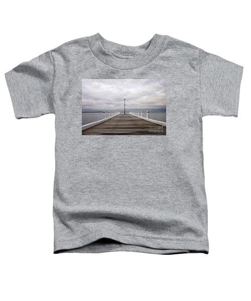 Steampacket Quay Toddler T-Shirt
