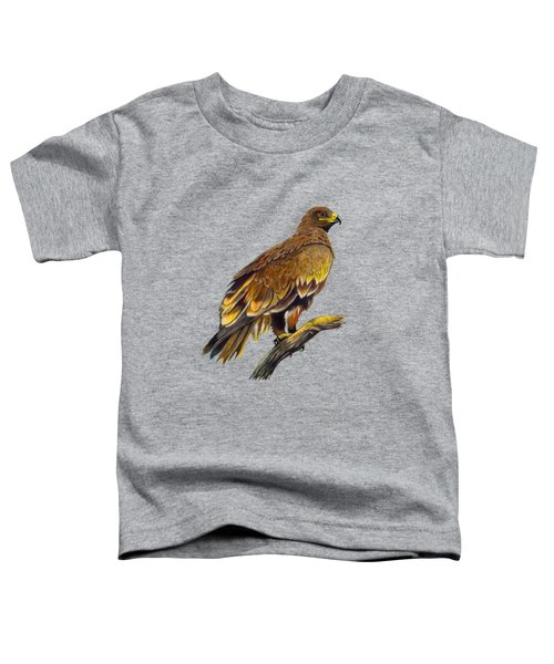 Steppe Eagle Toddler T-Shirt